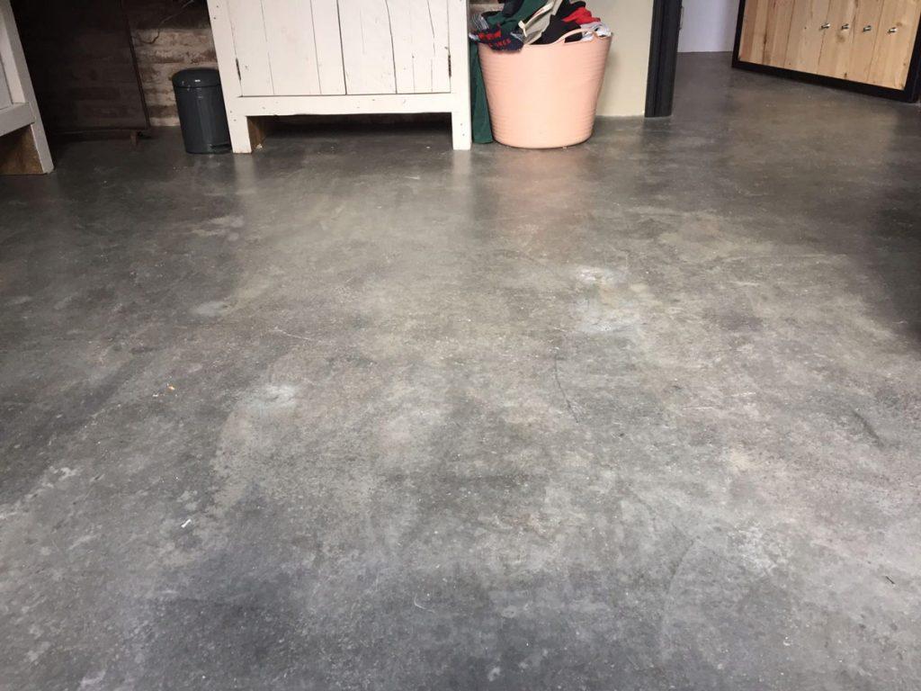 Sneldrogende cementvloer u abc vloeren
